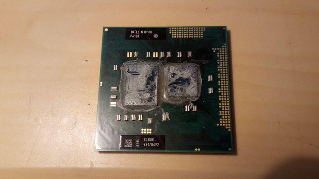 CPU Intel Pentium Dual Core P6100