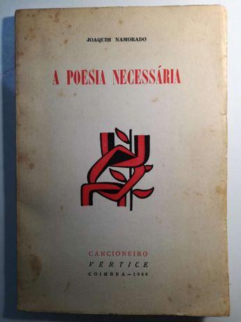A Poesia Necessária - Joaquim Namorado