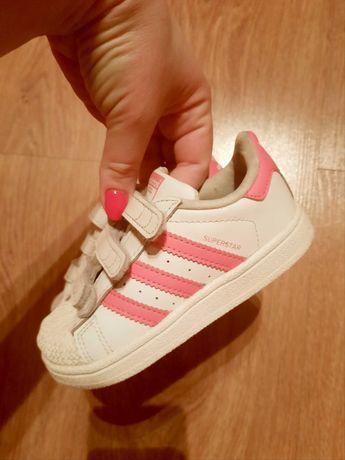 Buty dziewczęce Adidas Superstar