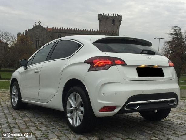 Citroën DS4 ver-1.6 Hdi Sport Chic