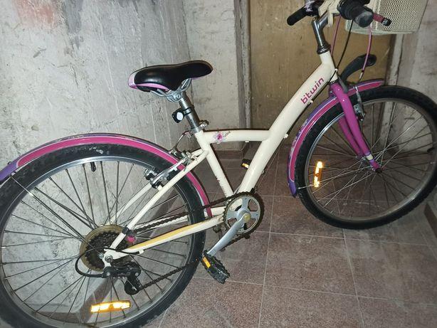 Rower rowerek 24' kola