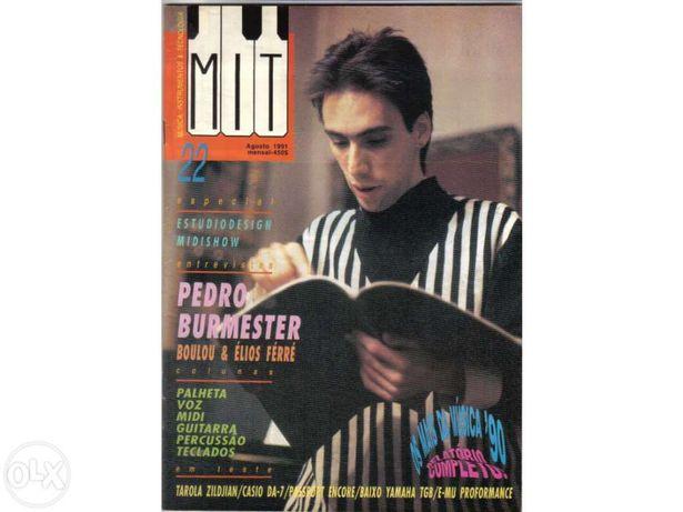 Revista Música, Instrumentos & Tecnologia nº 22