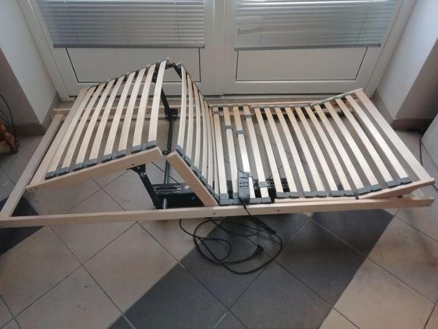 Łóżko rehabilitacyjne elektruczne