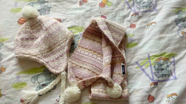 Дитячі шапочки осінь/зима