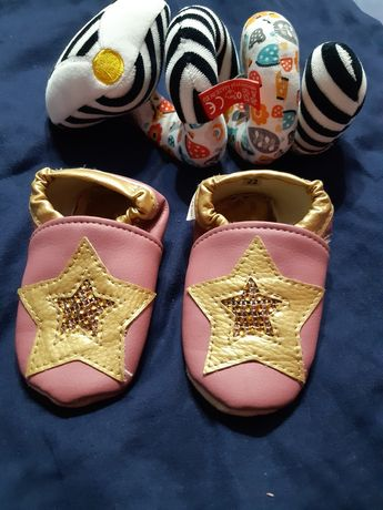 Paputki pantofle