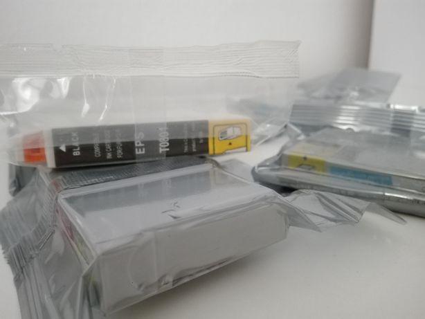 TUSZ DO EPSON komplet 6 tuszy za 20 ZŁ P50 R265 R285 R360 RX560 RX585