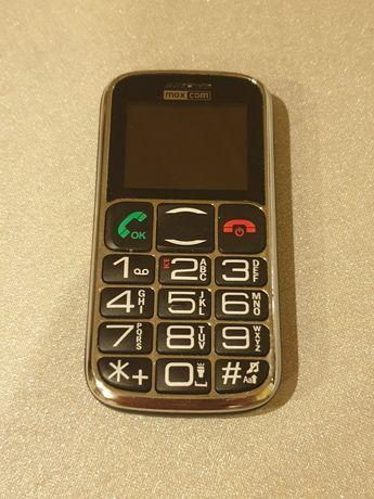 Sprzedam telefon Maxcom462BB. Sprawny, stan idealny.