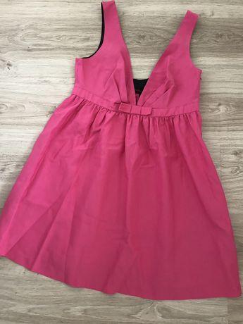 Różowa sukienka miss selfridge