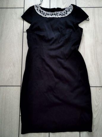 Sukienka mała czarna Orsay