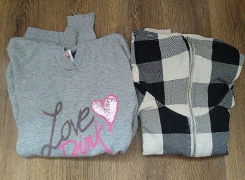 Dwie bluzy