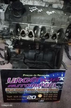 Motor Renault Clio 1.2 8V refº D7F720 Multiponto (1998-2004)
