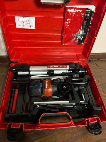 Laser wieloliniowy Hilti PM 4-M