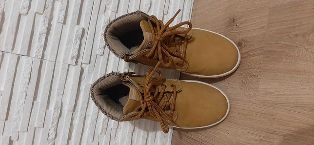 Buty dziecięce zimowe dla chłopca
