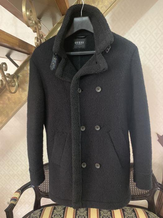 Пальто мужское Guess Дзюбы - изображение 1