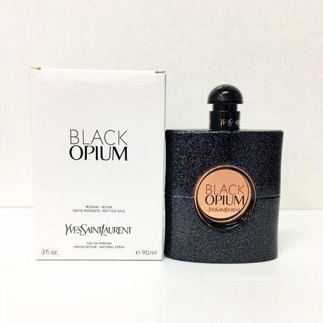 Black Opium edp 90 ml тестер оригинал Блэк опиум