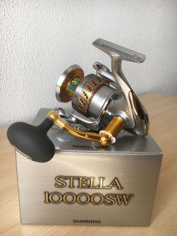 Carreto Shimano Stella 10000 SW - nunca usado.