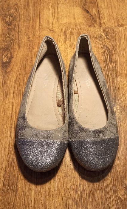 buty dla dziewczyny, rozmiar: 33, wkładka: 20.5 cm Nisko - image 1