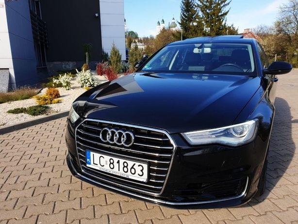 Auto, Wynajem, Wypożyczalnia samochodów, Audi A6 C7 2015 Hrubieszów
