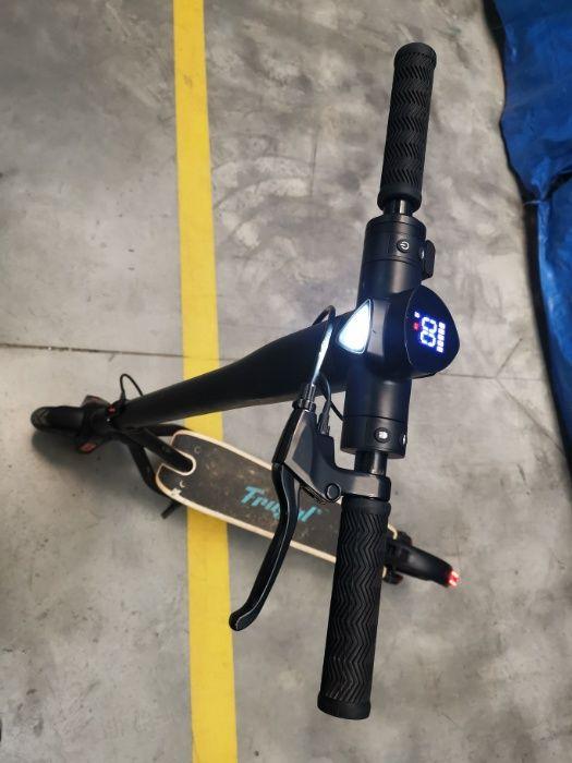 Frugal Impulse oświetlenie LED zasięg 25 km elektryczna hulajnoga #165