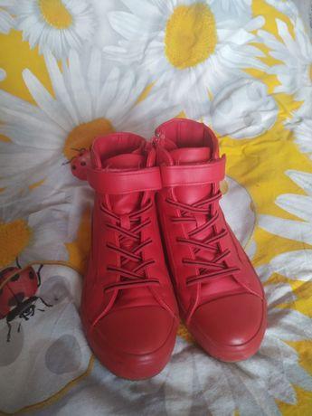 Женские ботиночки весенние