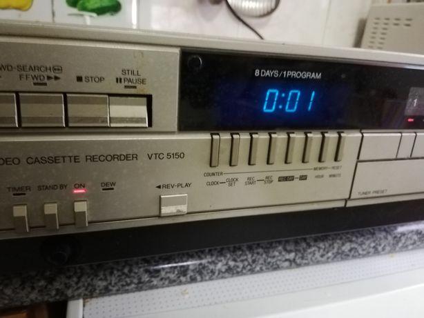 Vídeo cassete recorder
