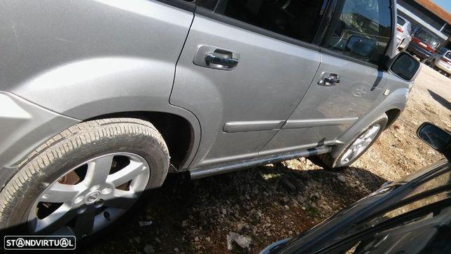 Portas completas lado condutor sem espelho nissan x trail t30