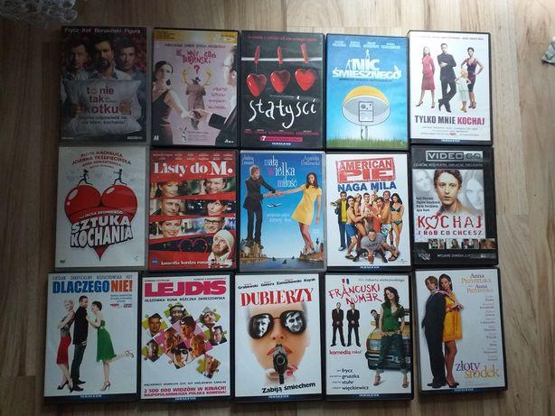 Filmy dvd komedie i inne