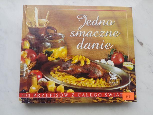 """Książka """"Jedno smaczne danie"""""""