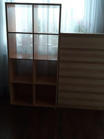 Regał szafka półki