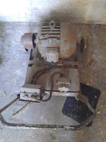 Silnik elekyryczny na siłę