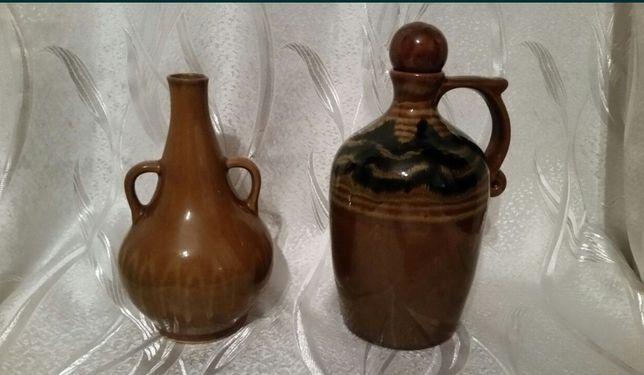 Глиняный сосуд для вина Графин глиняный Кувшин Штоф