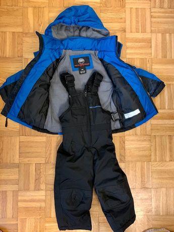Kombinezon zimowy dwuczęściowy Weatherproof