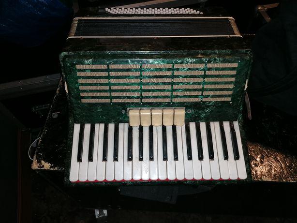 Akordeon 80 basów