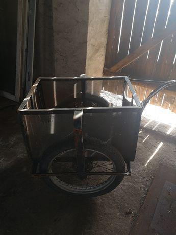Wózek ogrodowy, gospodarczy