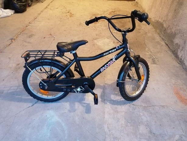 Rower rowerek Maxim dla chłopca 16cali