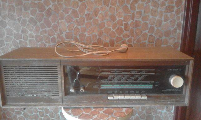 witam mam na sprzedaż stare radio melodia 16 za 50 zł
