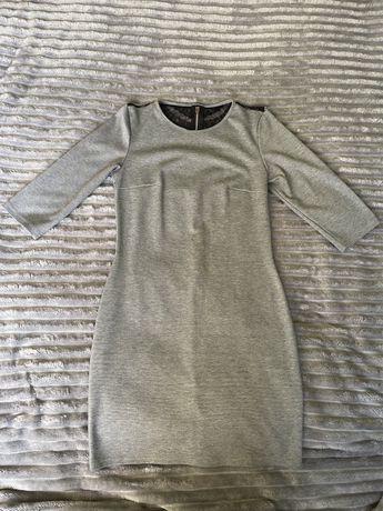Сукня сіра