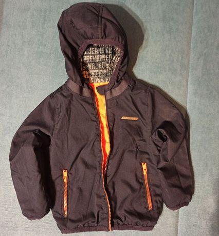 Куртка детская двусторонняя на мальчика, 1,5 - 2 года