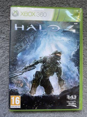 XBOX 360 gra Halo 4 działa na XBOX ONE