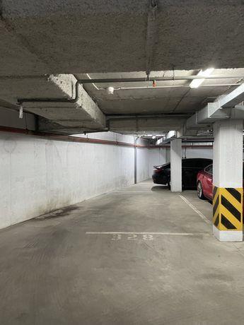Подземный паркинг на Туманяна 15А, ЖК Лазурный Блюз, ЖК Галактика