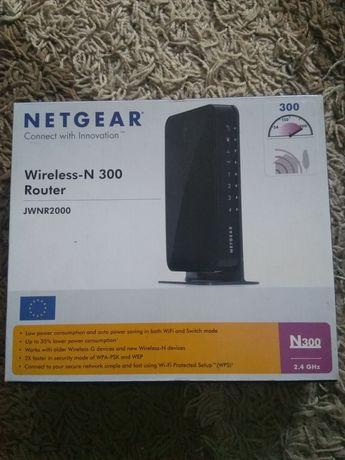 Router Wireless- N 300 Netgear