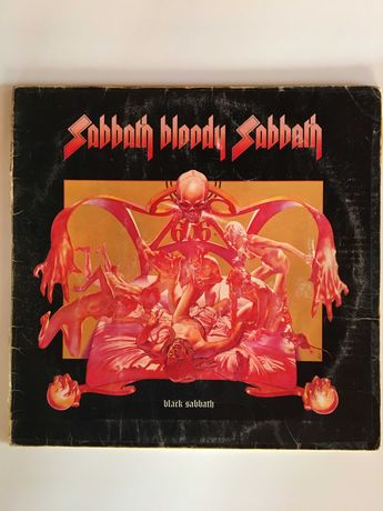 Vinil Sabbath, Beatles, Springsteen, Genesis, Kate Bush, Pink Floyd