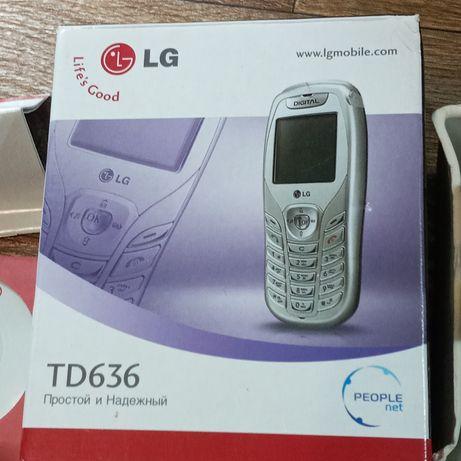 CDMA LG-TD636 интертелеком