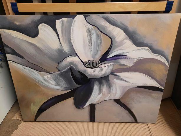 Obraz kwiat 60 x 80