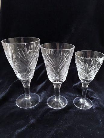 Посуда рюмки бокалы хрусталь