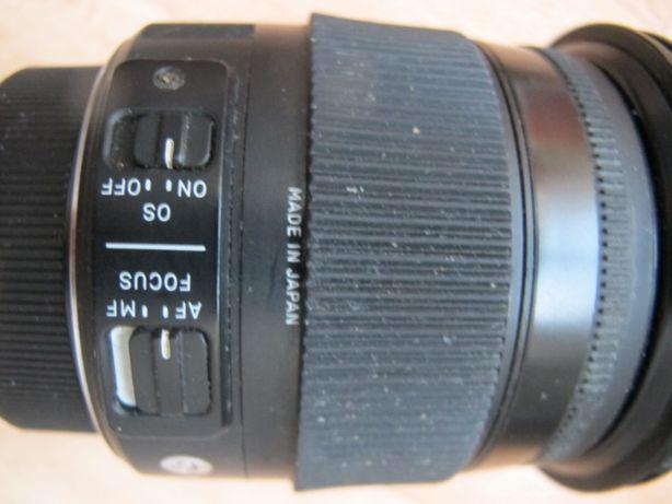 Sigma AF 17-70 F2.8-4 OS MACRO Стаб, 2я версия