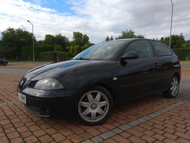 Seat Ibiza FR Sport 6L 1,9 ASZ 130KM Bezwypadkowy Bdb stan Bez Wkładu