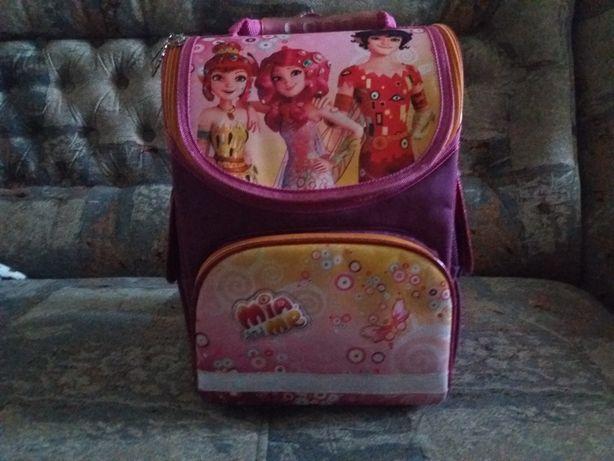 Школьный каркасный рюкзак Кайт