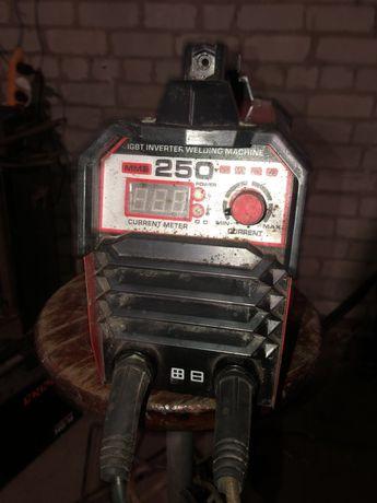 Инвекторный сварочный апарат Луч 250 S. Инвекторная сварка