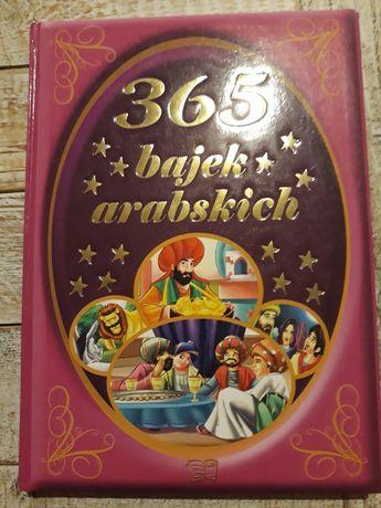 365 bajek arabskich.
